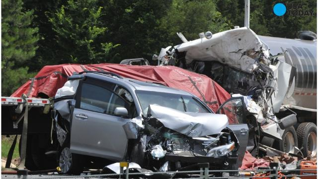 US Traffic Fatalities Up 9% From Last Year