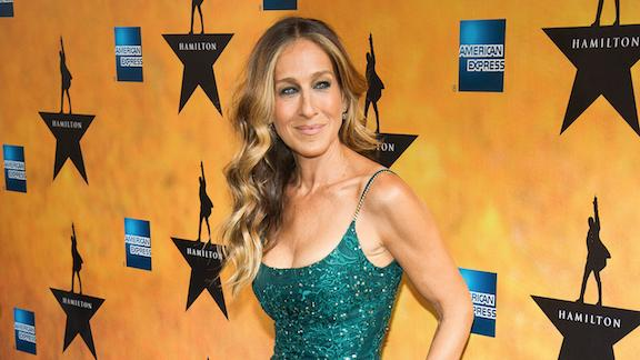 Sarah Jessica Parker cuts ties with EpiPen
