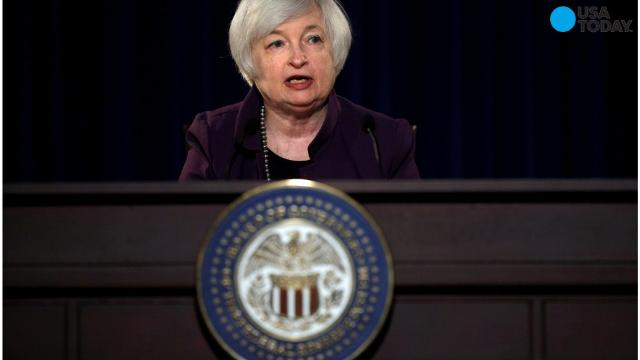 Federal Reserve Chair Janet Yellen argued for raising U.S. interest rates in recent months because of improvements in the labor market and expectations for moderate economic growth.