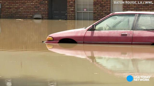 Flood-damaged cars could be sold to unsuspecting buyers