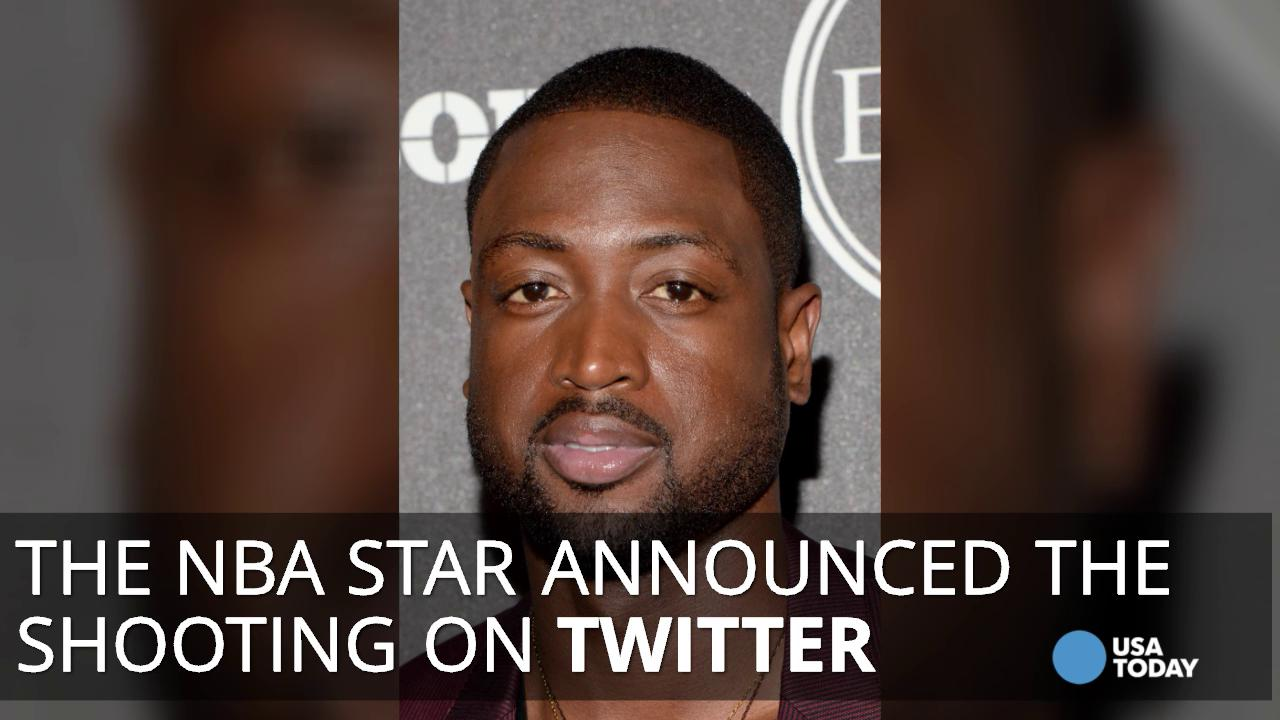 The cousin of NBA star Dwyane Wade was fatally shot in Chicago Friday. Wade plays for the Chicago Bulls.