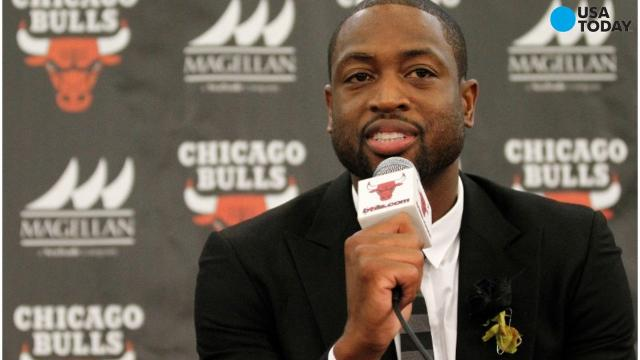 Trump under fire for tweet about Dwyane Wade's cousin