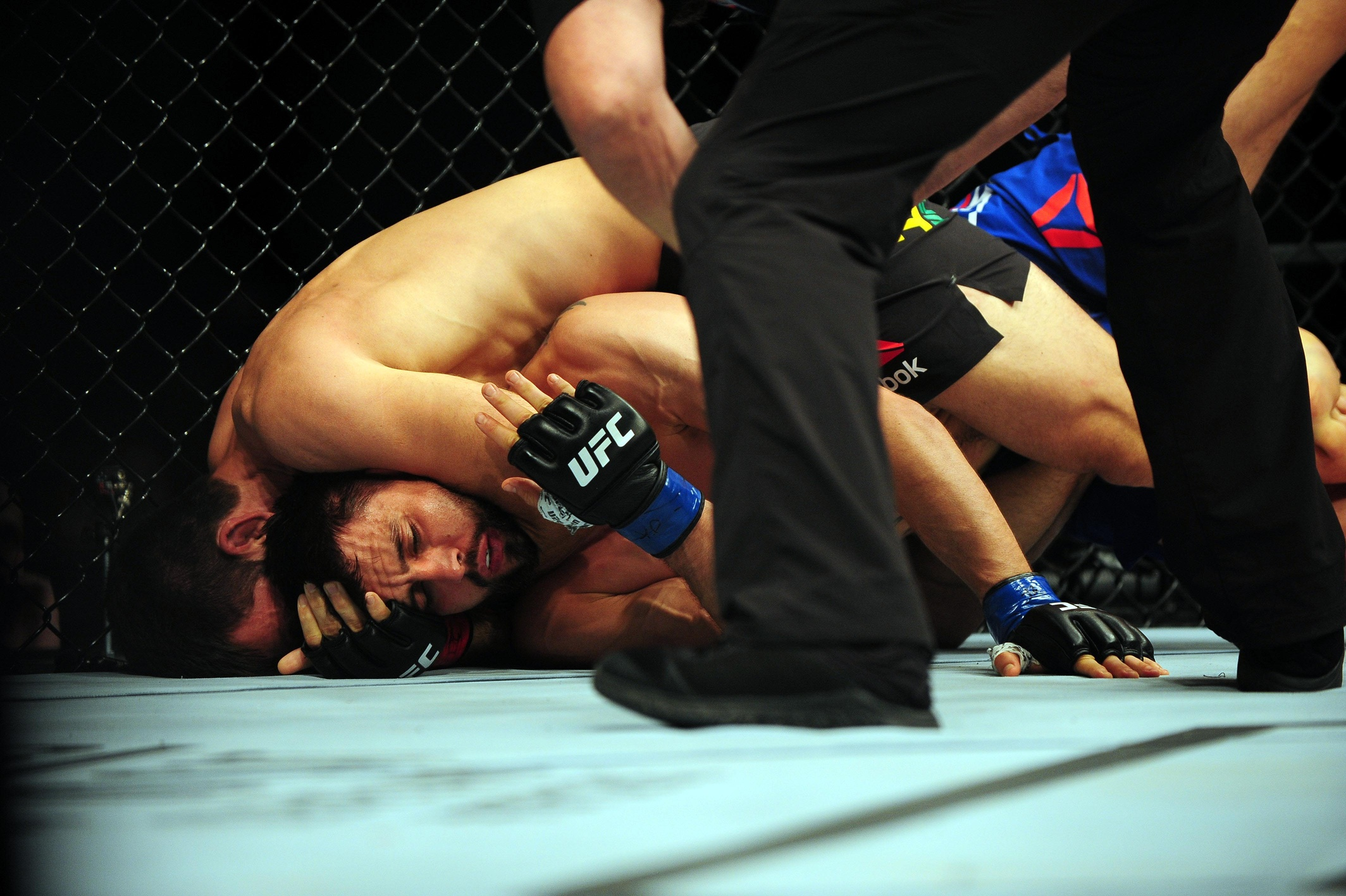 Joe Silva's shoes: What's next for Carlos Condit?