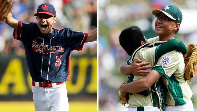 Endwell, New York win LLWS U.S. title, play South Korea in championship