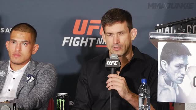 Demian Maia ready to wait for the title shot, has done enough work to deserve a title shot