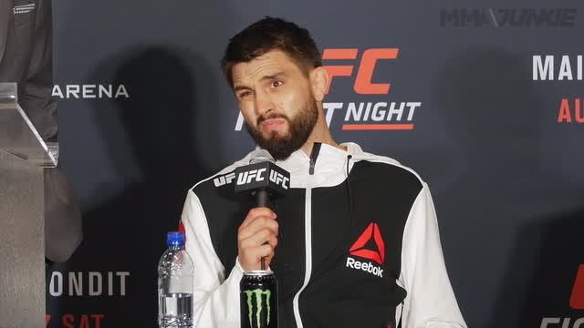 Carlos Condit not sure he still belongs in the UFC