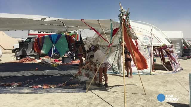 So what is Burning Man?