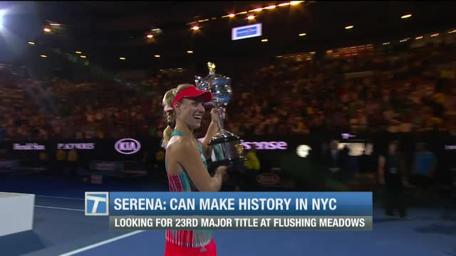 Tennis Channel Court Report: History can be made in New York