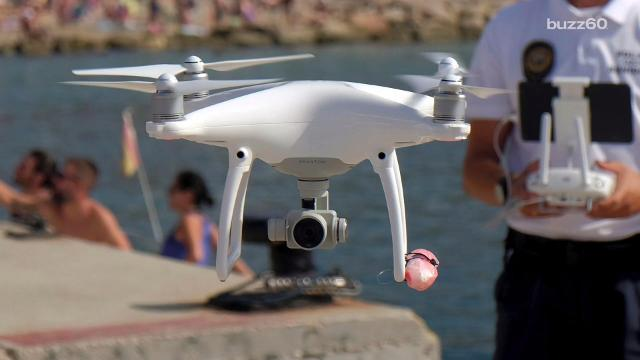 New laws have been instituted by the FAA to regulate commercial drones. Alyse Barker (@IamAlyseBarker) has the story.