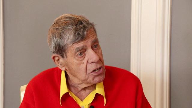 Legendary actor Jerry Lewis gets brutally honest with USA TODAY's Bryan Alexander about Hollywood.