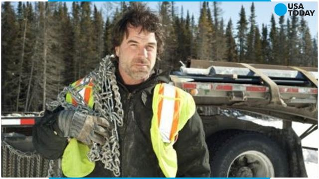 """A star of the History channel reality show """"Ice Road Truckers"""" and another man have been killed in a plane crash in montana. Darrell Ward from the popular show died Sunday in the crash on the shoulder of an interstate southeast of Missoula."""