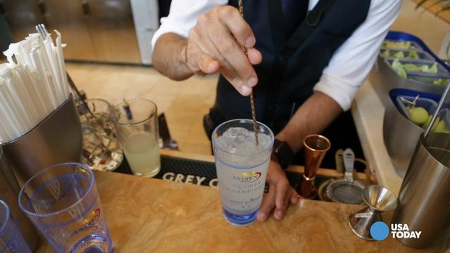 Taste the U.S. Open's Honey Deuce cocktail