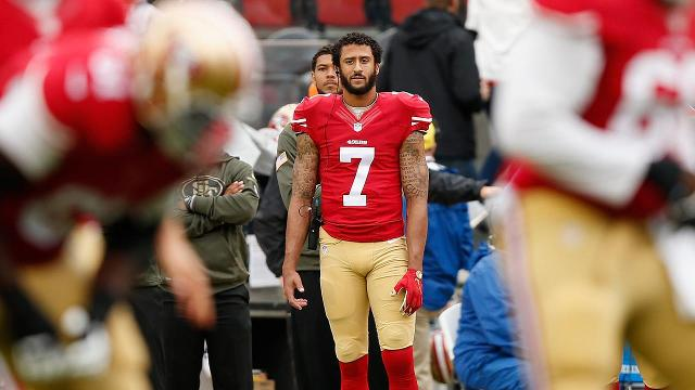 Trump, Harbaugh, Brees criticize Kaepernick's protest