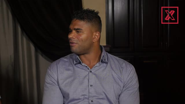 Alistair Overeem explains why he's happy fight Stipe Miocic in Cleveland at UFC 203