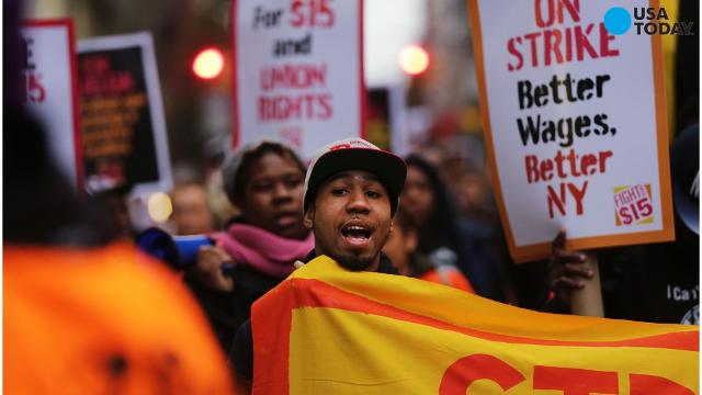 The steep decline in union membership in recent decades has had an outsize effect on the American workforce, tamping down wage increases for nonunion workers, a new study says.