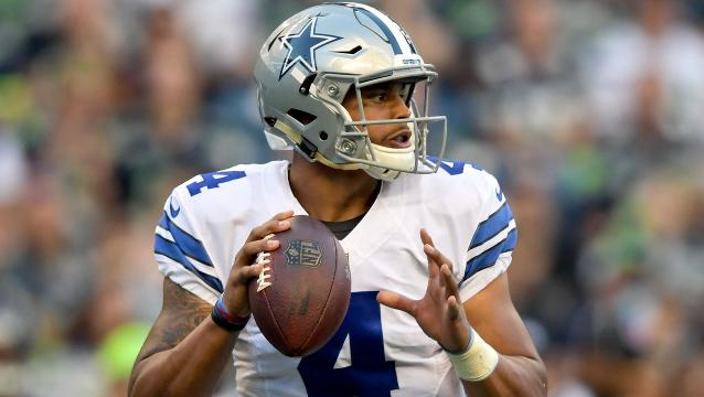 What Dak Prescott offers Cowboys with Tony Romo out