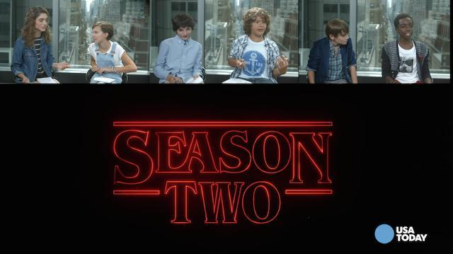 Stranger Things cast predicts season two