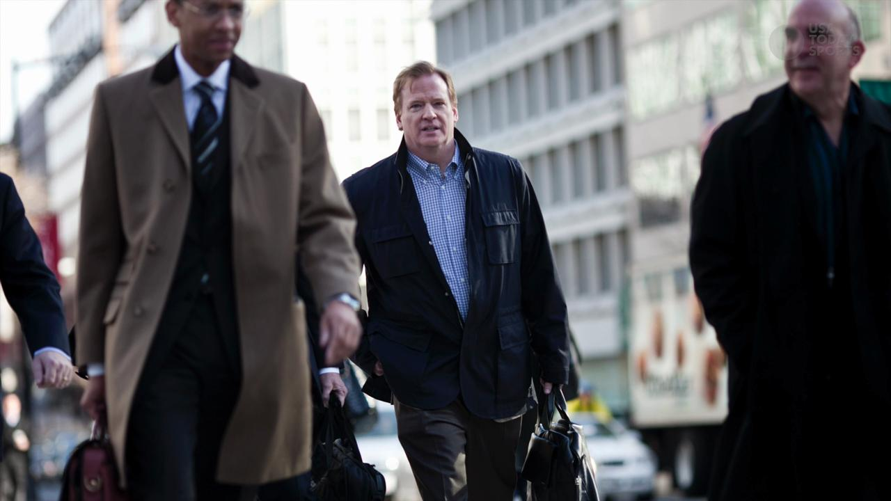 Roger Goodell has now been commissioner of the NFL