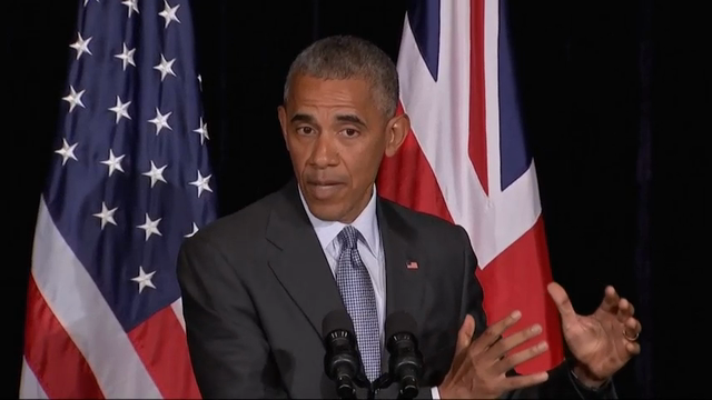 Obama: U.S., Russia working on Syria deal