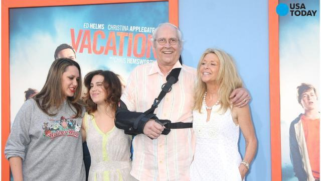 Chevy Chase enters rehab for 'tuneup'