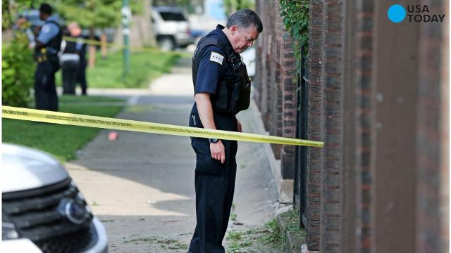 Labor Day shootings extend a deadly August in Chicago