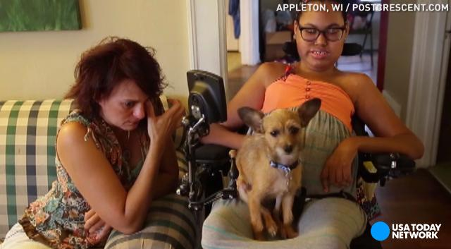 Controversy grows over disabled teen's plan to die