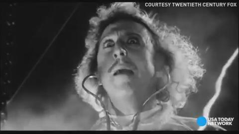 """young frankenstein vs frankenstein """"young frankenstein"""" vs """"frankenstein"""" young frankenstein was a immense film in 1974 produced by mel brooks it was a comedy motion picture that was a parody."""