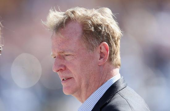 Roger Goodell weighs in on Kaepernick's protest