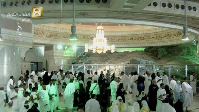 Raw: Hajj Begins, Pilgrims Circle The Kaaba