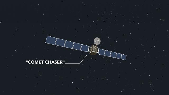 The Rosetta space orbiter was launched more than a decade ago. Video provided by Newsy