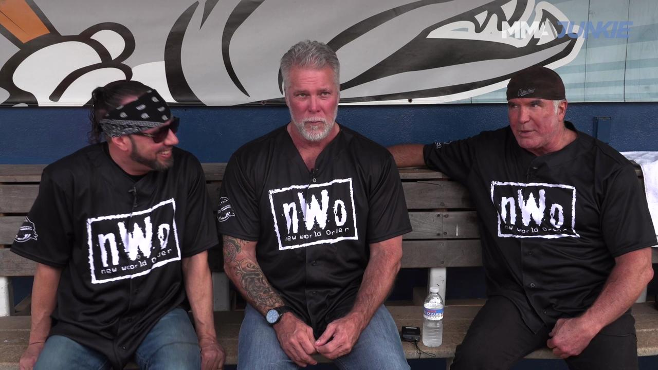 The nWo predicted CM Punk's UFC 203 loss