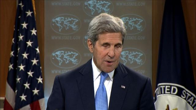 US-Russia plan 'may be last chance to save Syria, says Kerry