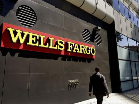 Wells Fargo Cutting Sales Goal in Wake of Hefty Fine