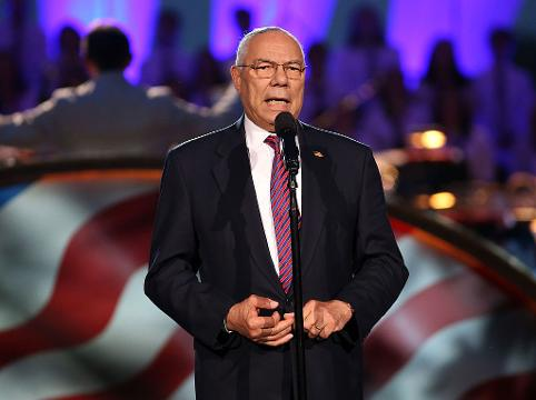 Colin Powell called Dick Cheney and daughter 'idiots' and lambasted their book