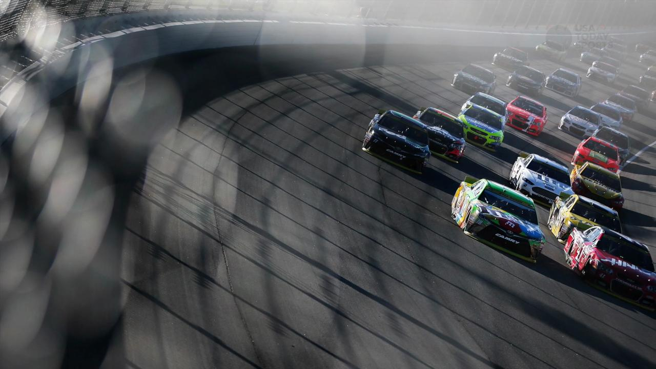 USA Today Sports' Jeff Gluck looks ahead to the Teenage Mutant Ninja Turtles 400 and the story lines that fans should keep an eye on for the first race of the Chase for the Sprint Cup.