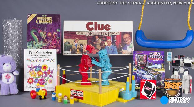 National Toy Hall of Fame finalists