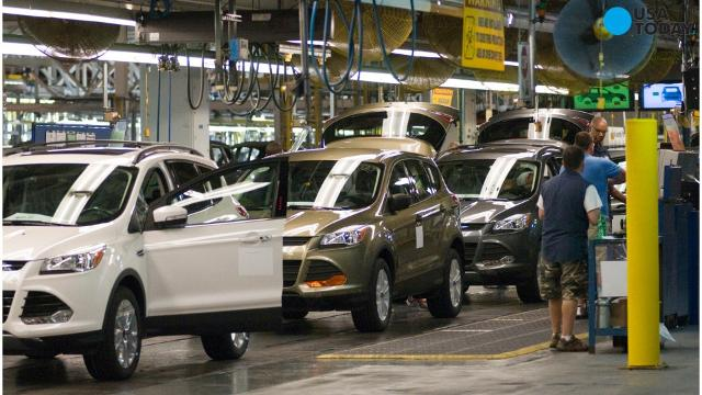 Ford announcements today range from shifting much of their North American production to Mexico and their enthusiasm for self-driving cars in the future.