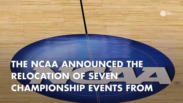 ACC moves championships out of North Carolina