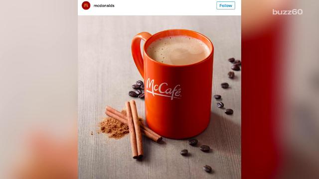 McDonald's is said to be testing a cafe concept store in Paris. Angeli Kakade (@angelikakade) has details.