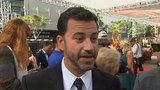 Kimmel rolls out Emmys red carpet