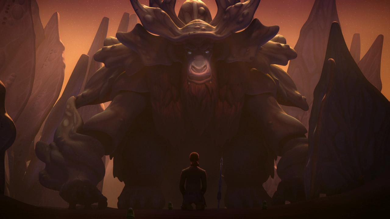 The season premiere of 'Star Wars Rebels' introduces