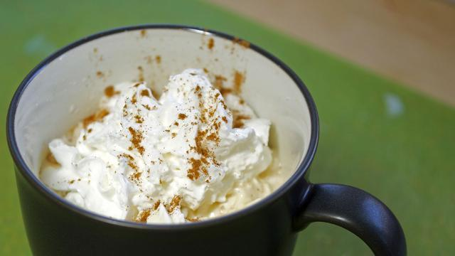 How to make a Pumpkin Spice Latte at home