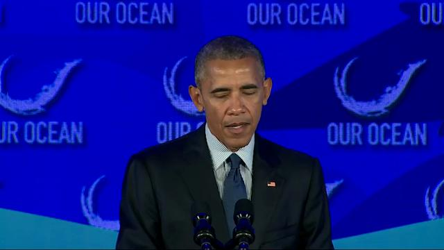 Obama designates first Atlantic marine monument