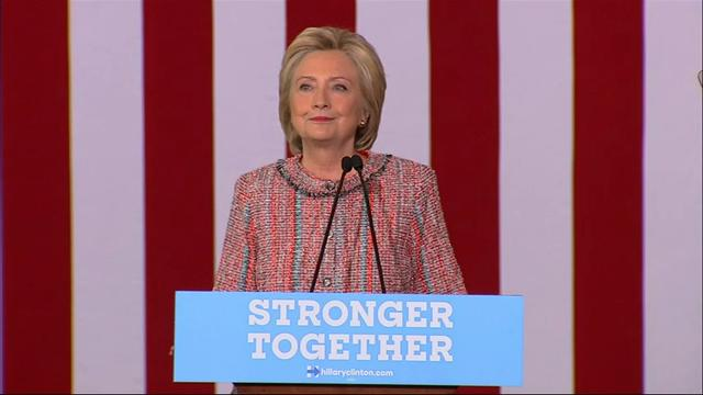 Clinton: Having A Few Days at Home 'A Gift'