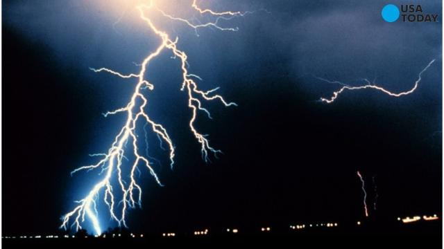 Shocking World Record 199 Mile Long Lightning Bolt Reported
