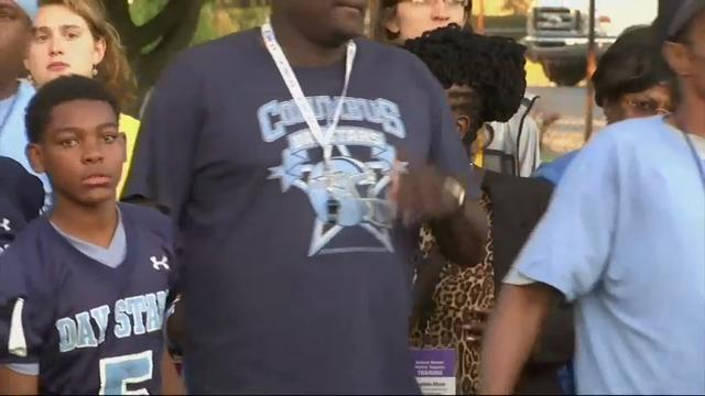 Vigil for 13-year-old killed by police