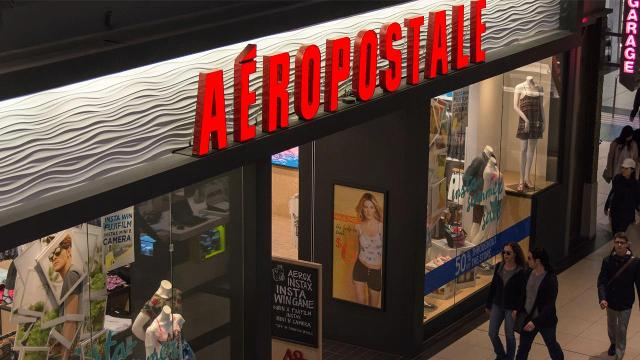 Aeropostale will be able to keep 400 stores open