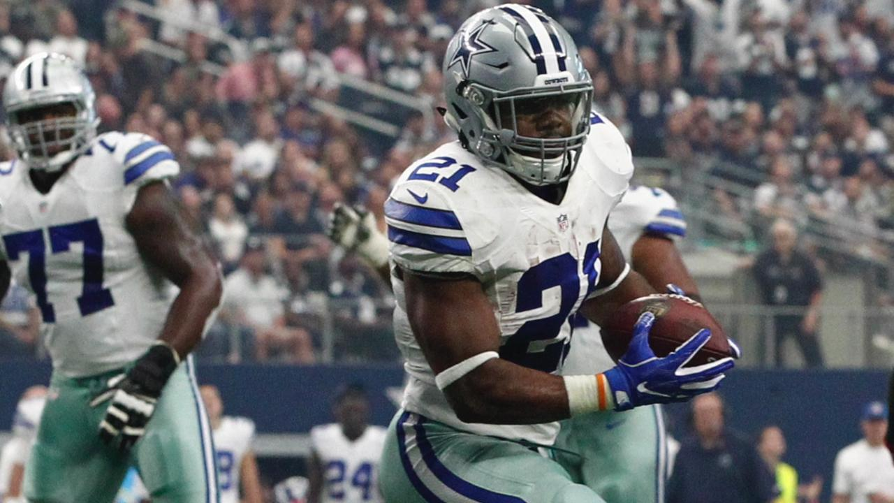 Former NFL wide receiver Brandon London tells us why Ezekiel Elliott has a good chance of winning Offensive Rookie of the Year.
