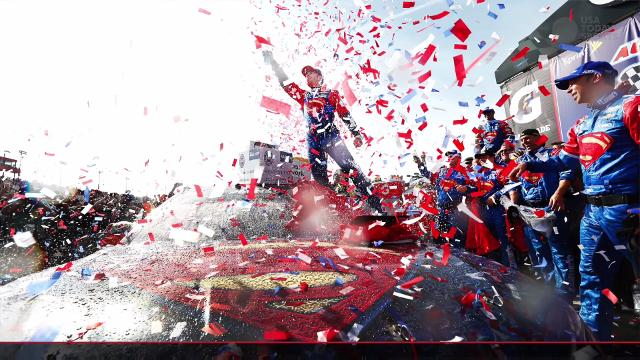 USA Today Sports sits down with CEO and Chairman of NASCAR Brian France to discuss the upcoming Chase for the Sprint Cup.