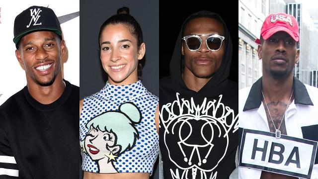 Sports Style Swipe: Athlete's best and worst looks from New York Fashion Week